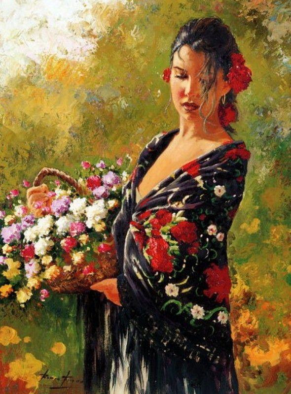 Peintres Jose Miguel Roman Frances