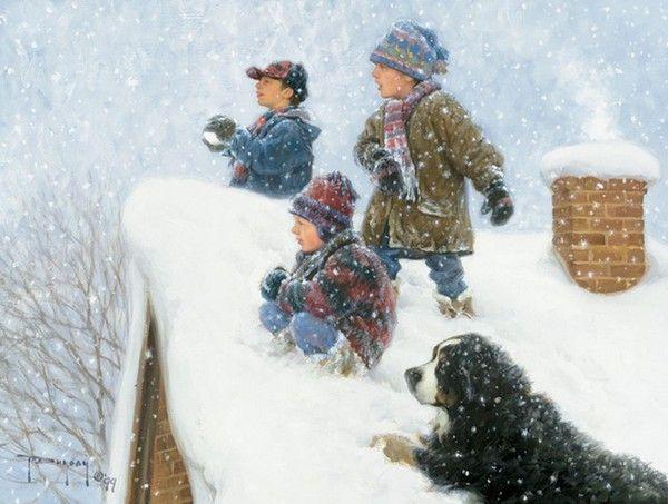 Peintres Robert Duncan
