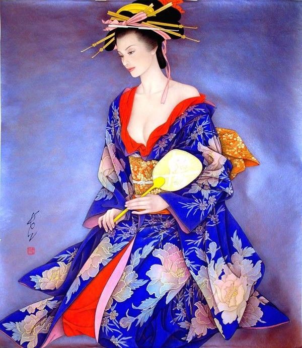 Peintres feng chang jiang for Artiste peintre chinois