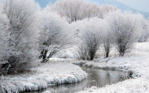 Paysages sous la neige page 3 - Photos de neige gratuites ...