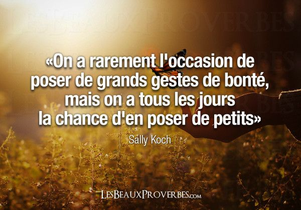 Rencontres citations proverbes