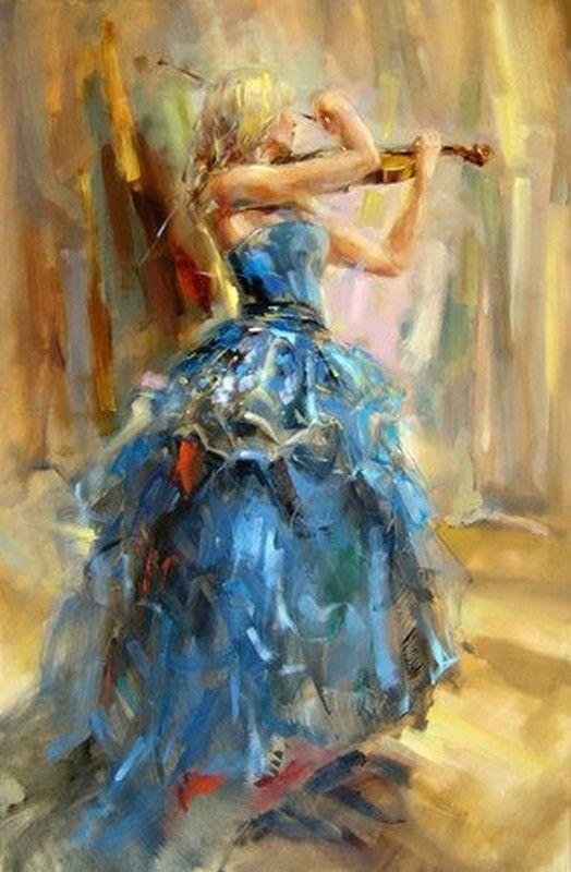 Peintres Anna Razumovskaya Page 3