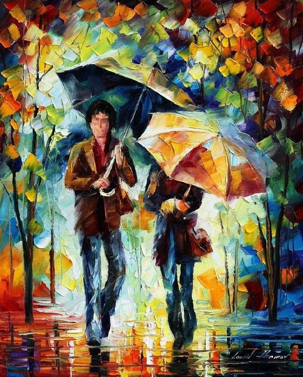 Peintres Leonid Afremov