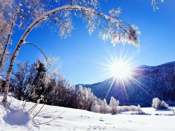"""Résultat de recherche d'images pour """"photo de montagne en hiver"""""""