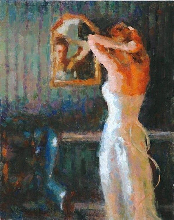 elsa au miroir de louis aragon
