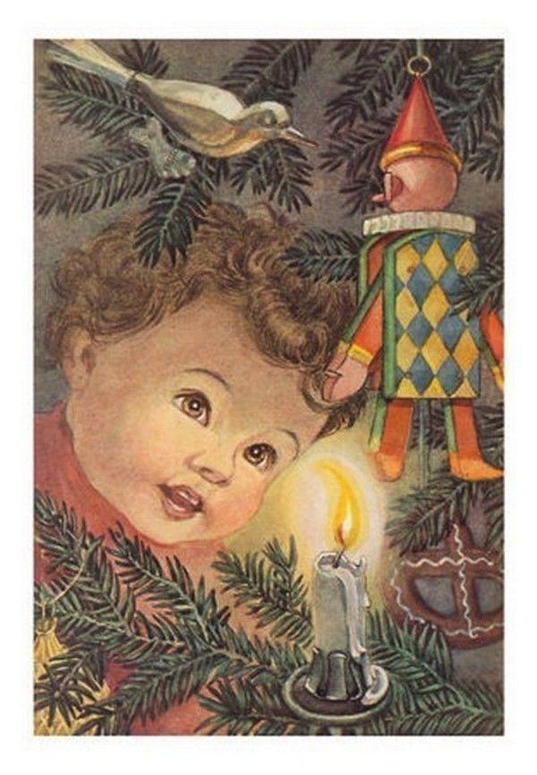 anciennes cartes postales de noel - Page 6
