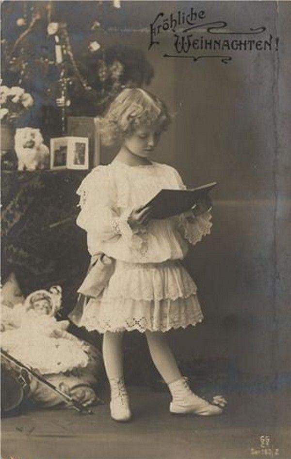 Anciennes cartes postales de noel page 3 - Cartes de noel anciennes ...