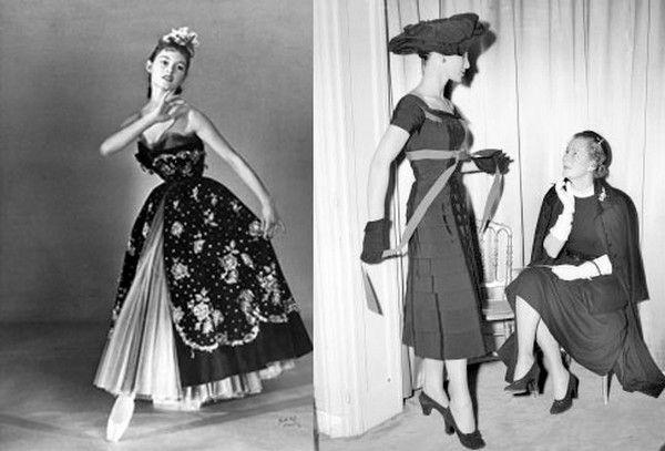 modes annees 1940 1950 1960 page 6. Black Bedroom Furniture Sets. Home Design Ideas
