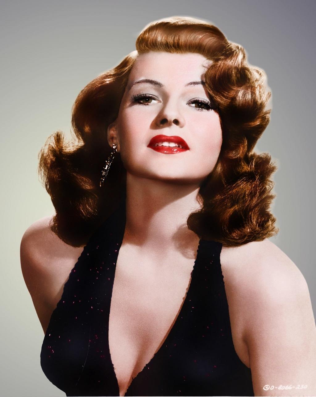 Actrices Rita Hayworth