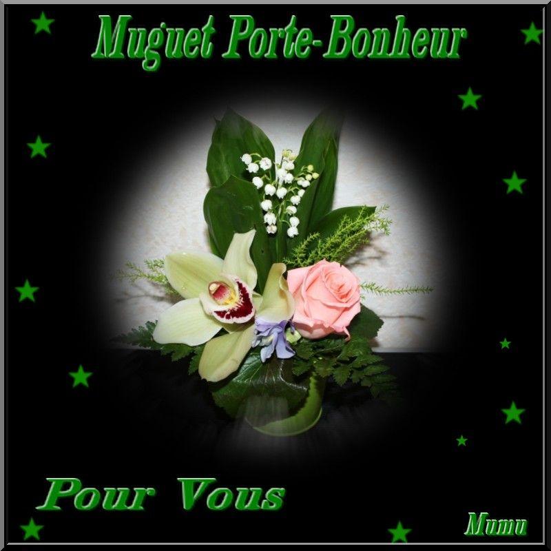 Cadeau pour le 1er mai muguet porte bonheur - Image muguet porte bonheur ...