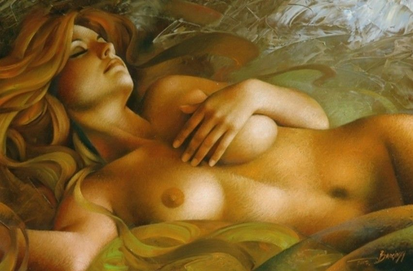 картина сексуальная
