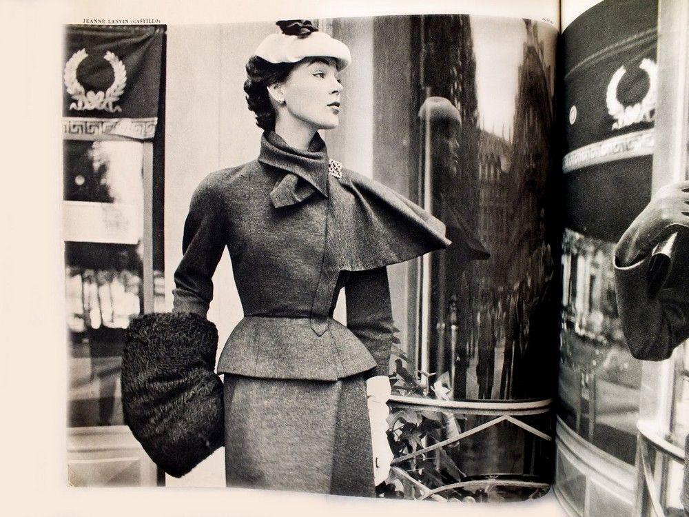 modes annees 1940 1950 1960. Black Bedroom Furniture Sets. Home Design Ideas